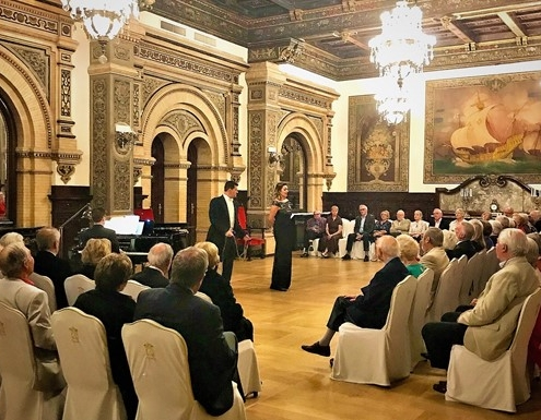 London Festival Opera Salon Royal Seville The Alfonso XIII