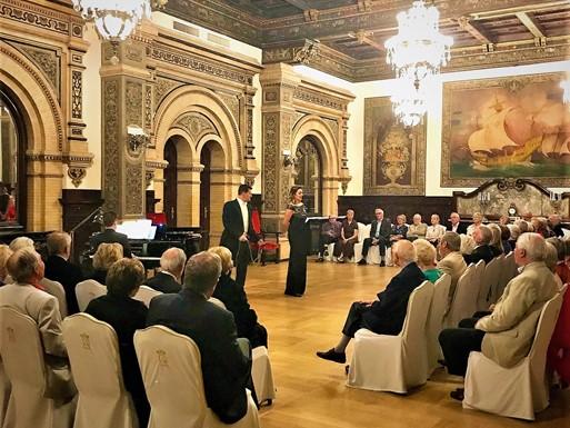 London Festival Opera Salon Royal Seville The Alfonso XIII