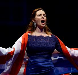 London Festival Opera Rule Britannia, Last Night of the Proms Culford School
