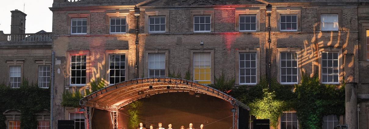 Opera in the Park Culford School London Festival Opera