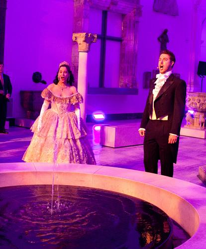 London Festival Opera Gala in Victorian Costume The V&A, London