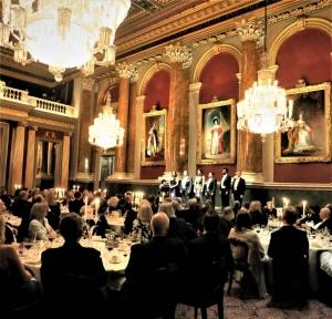 Opera Gala at The Goldsmiths' Hall London