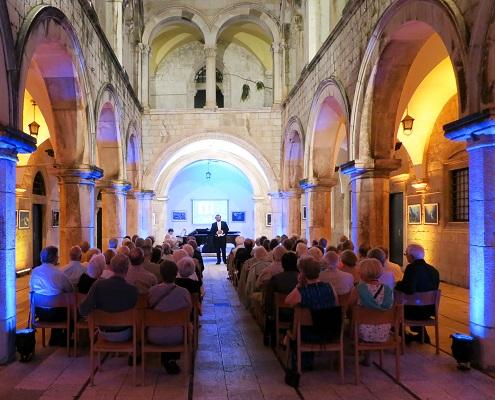 London Festival Opera Private Concert Sponza Palace, Dubrovnik