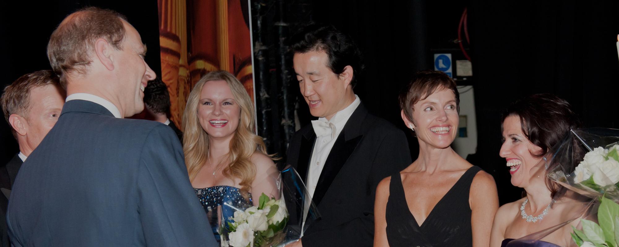 London Festival Opera singers