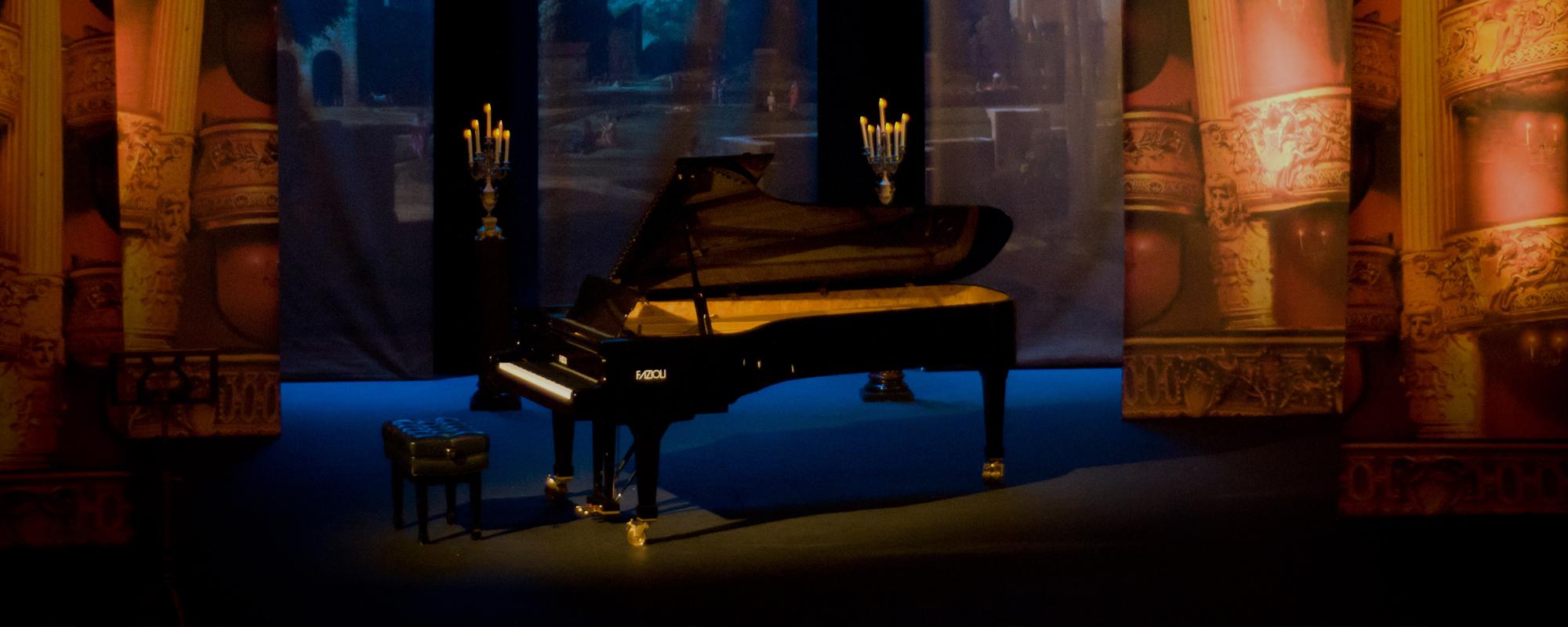 London Festival Opera venue