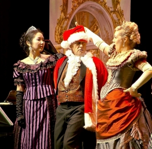 A Christmas Night at the Opera - a gala performance