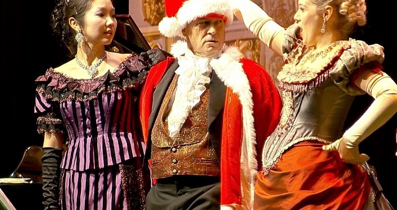 A Christmas Night at the Opera - a gala performance