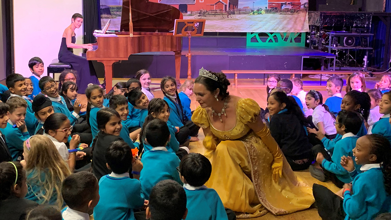 Opera Magic - and introduction to children