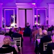 Soprano sings in Victorian Opera Gala at Kirtlington park